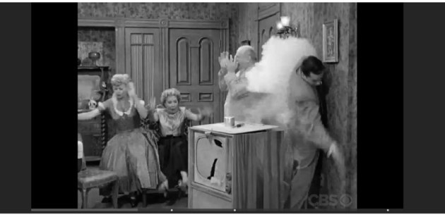 "I Love Lucy, ""The Courtroom"" (CBS, 1952)"